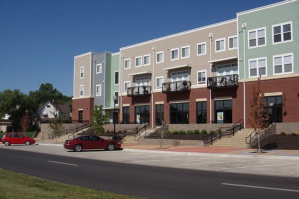 Washburn University Topeka Ks Newsome Development